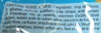 Super frites P!k - Ingrediënten
