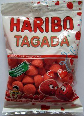 Fraises Tagada - Produit