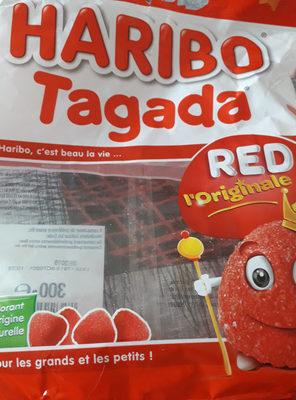 Tagada l'originale - Produit