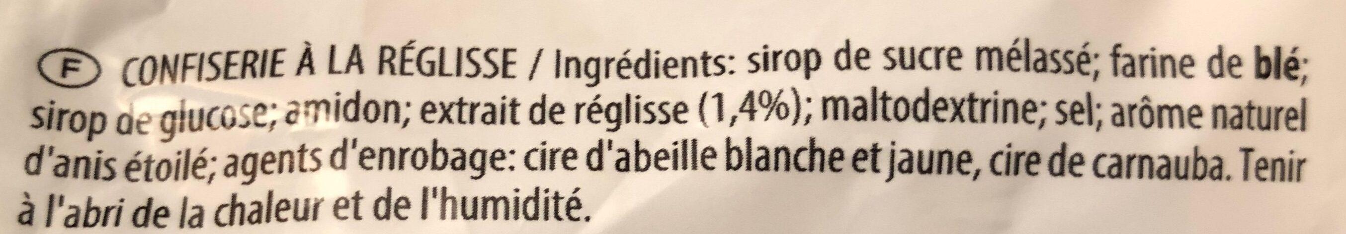 Rotella l'original - Ingredients
