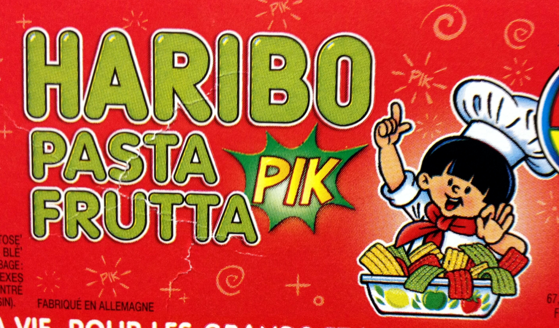Pasta Frutta Pik - Produit - fr