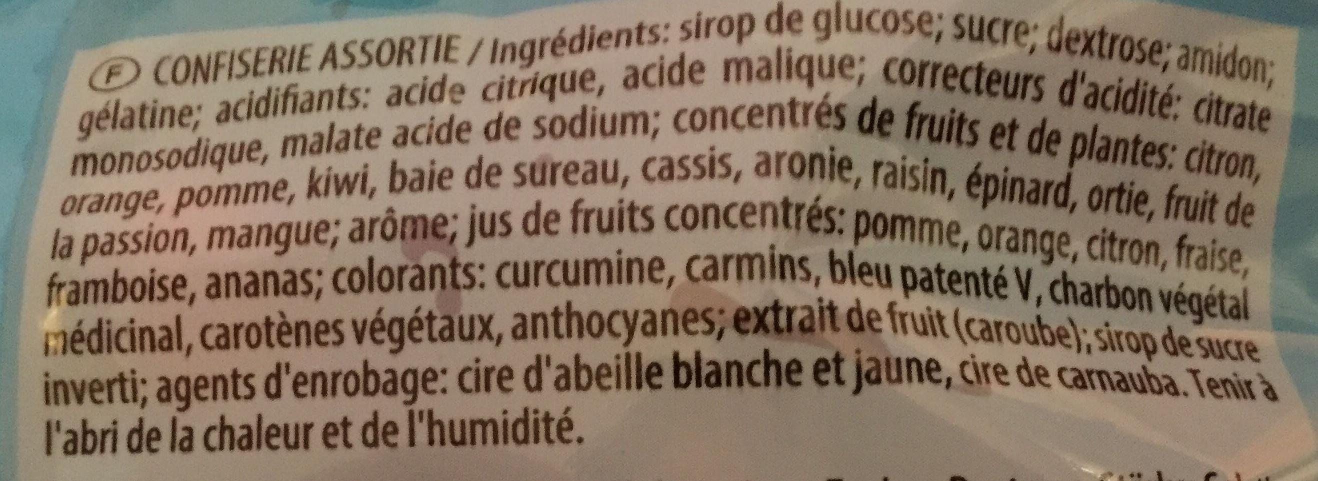 dragolo 300g - Ingredienti - fr