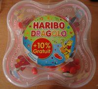 Dragolo Haribo - Produit - fr