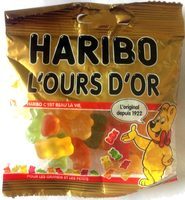 L'ours d'or - Product