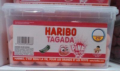 Tagada Pink - Produit