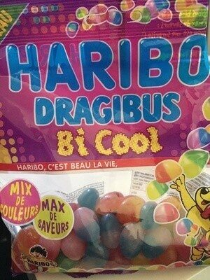 Dragibus Bi Cool - Product - fr