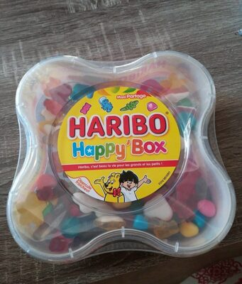 Happy'Box - Produit - fr