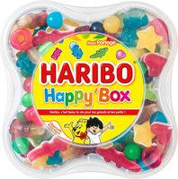 Happy box 600g - Produit - fr