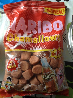 Chamallows goût cola - Product - fr