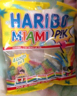 MIAMI P!k - Produit