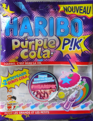 Purple Cola, Pik - Product - fr
