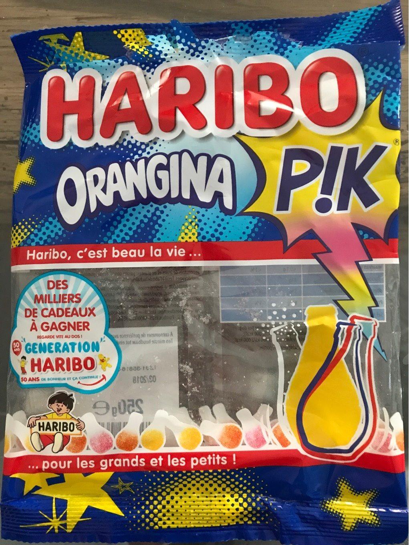 Haribo Orangina Pik - Product
