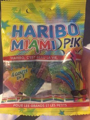 Miami Pik - Produit