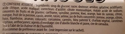 Dragolo 2kg - Ingredients - fr