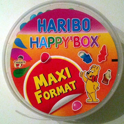 Happy box - Produit - fr