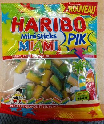 Mini Sticks Miami - Produit - fr