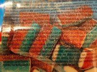 Les Schtroumpfs Mini Sticks Pik - Ingrediënten - fr