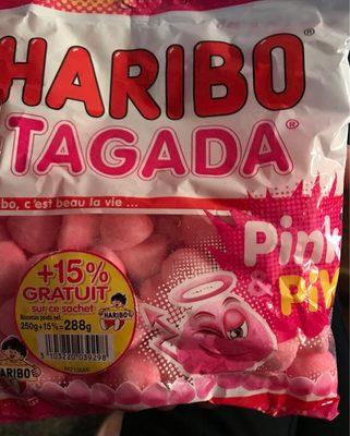 Bonbons Tagada Pink & Pik - Product