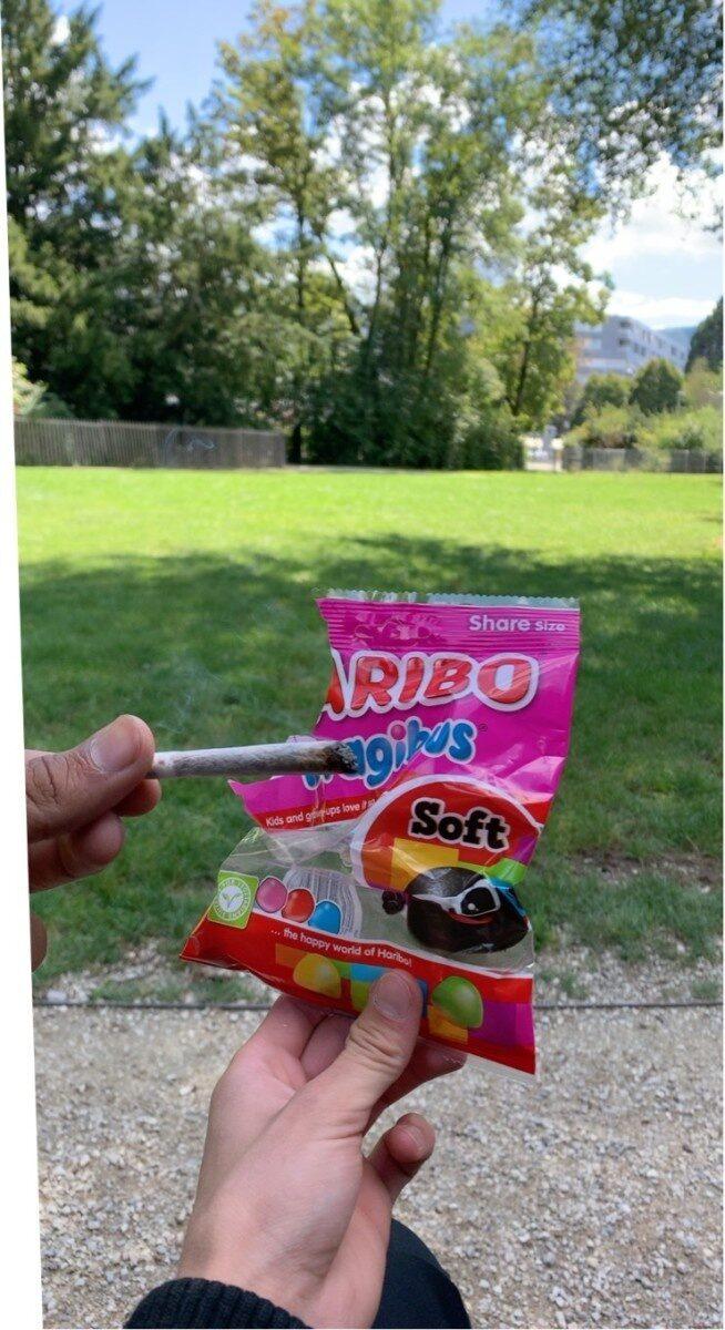 Haribo Dragibus Soft - Producto - en