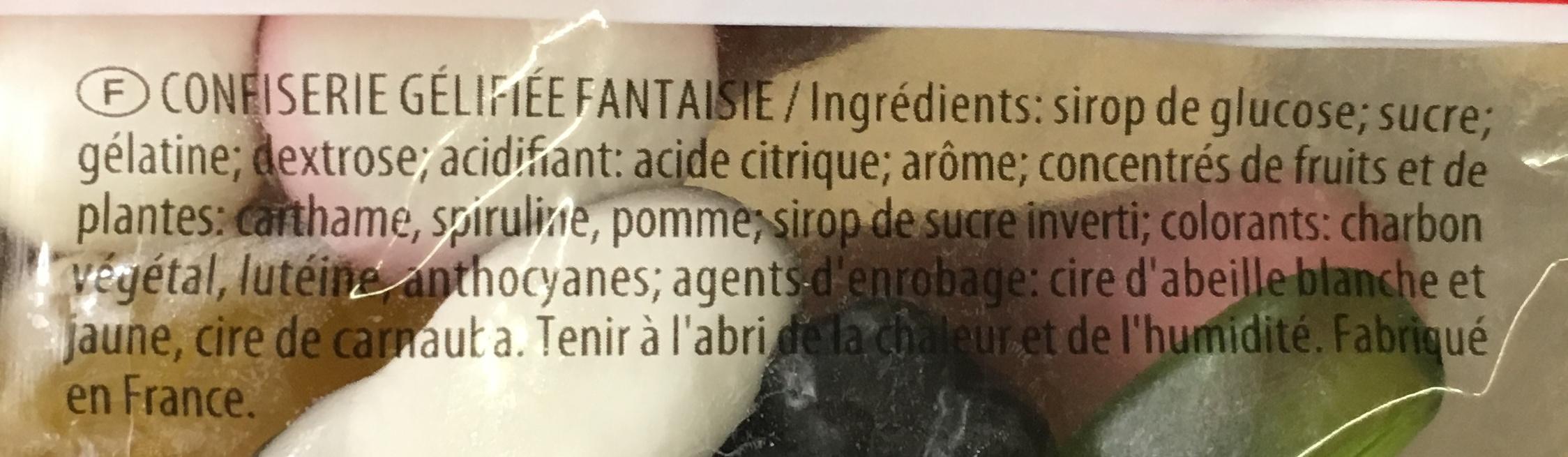 Special Edition - Ingrédients - fr