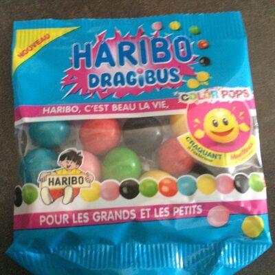 Bonbons Dragibus Color Pops le sachet de 200 g - Product