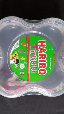 Haribo tirlibibi - Produit - fr
