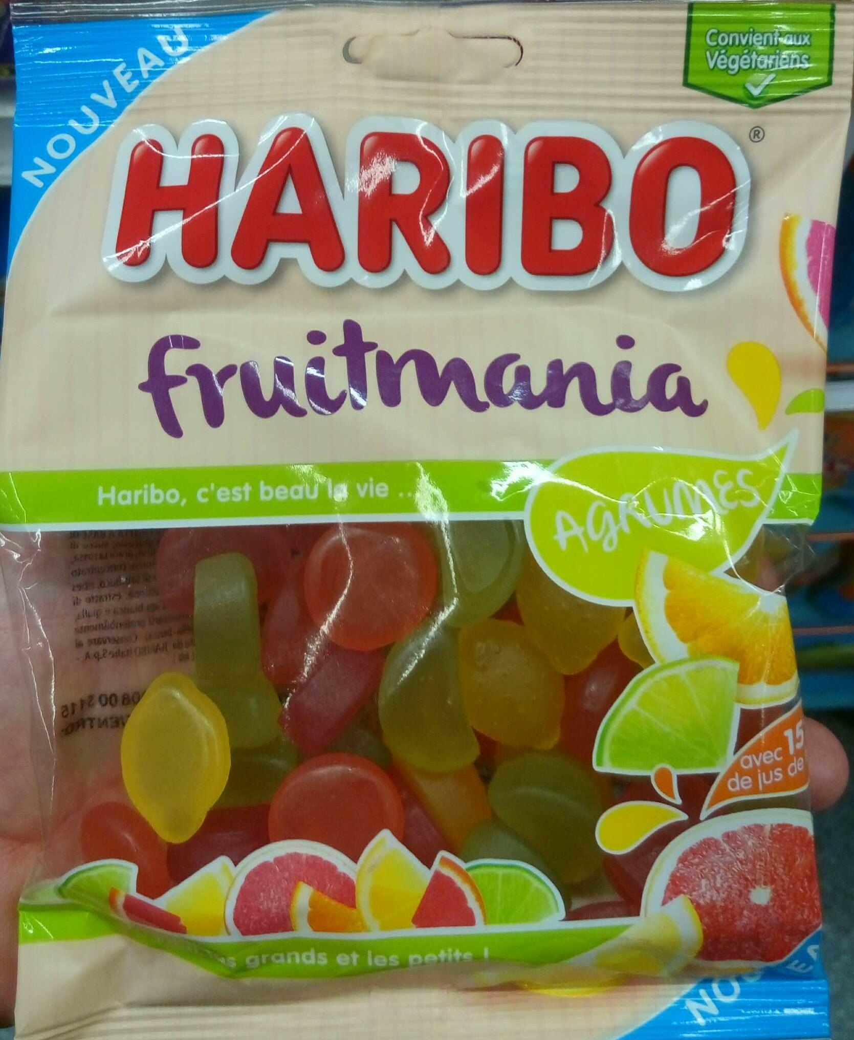 Fruitmania Agrumes - Product