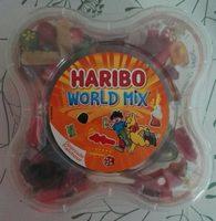 World Mix - Produit - fr