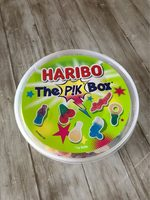 The Pik box - Produit - fr