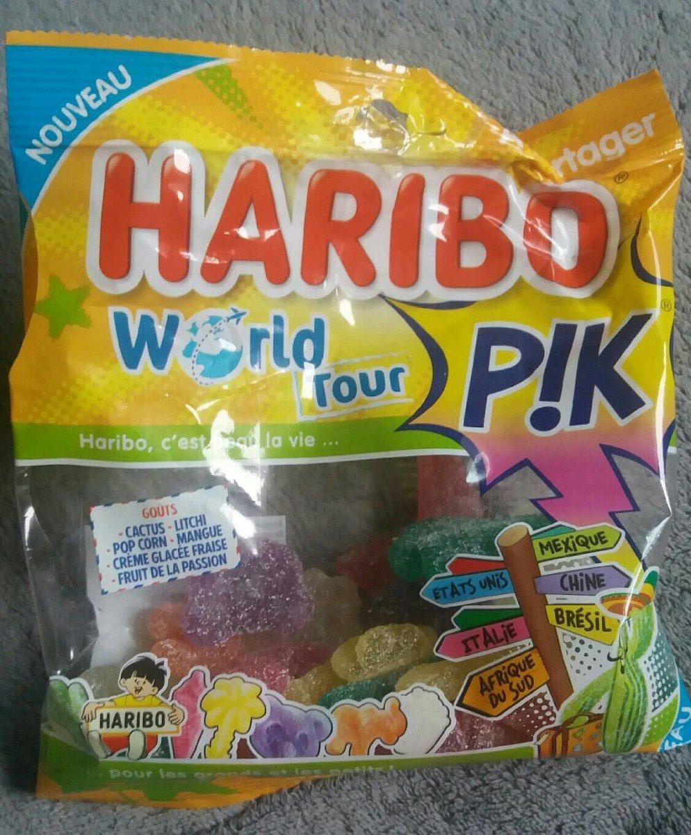 Haribo World Tour - Produit