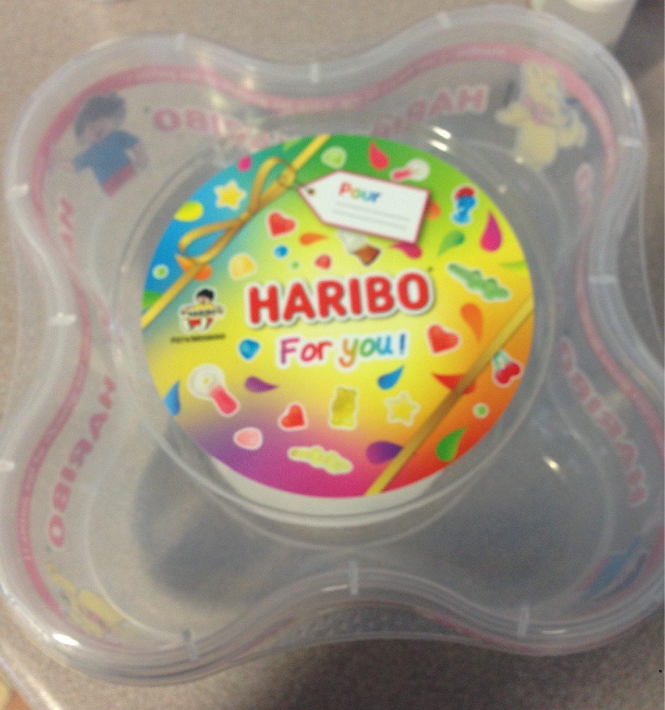 Haribo For You ! - Produit - fr