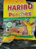 Haribo Peaches - Product