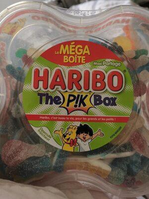 Haribo The Pik Box - Produit