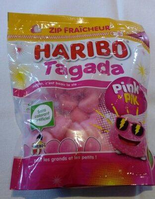 Tagada Pink et pik - Produkt - fr