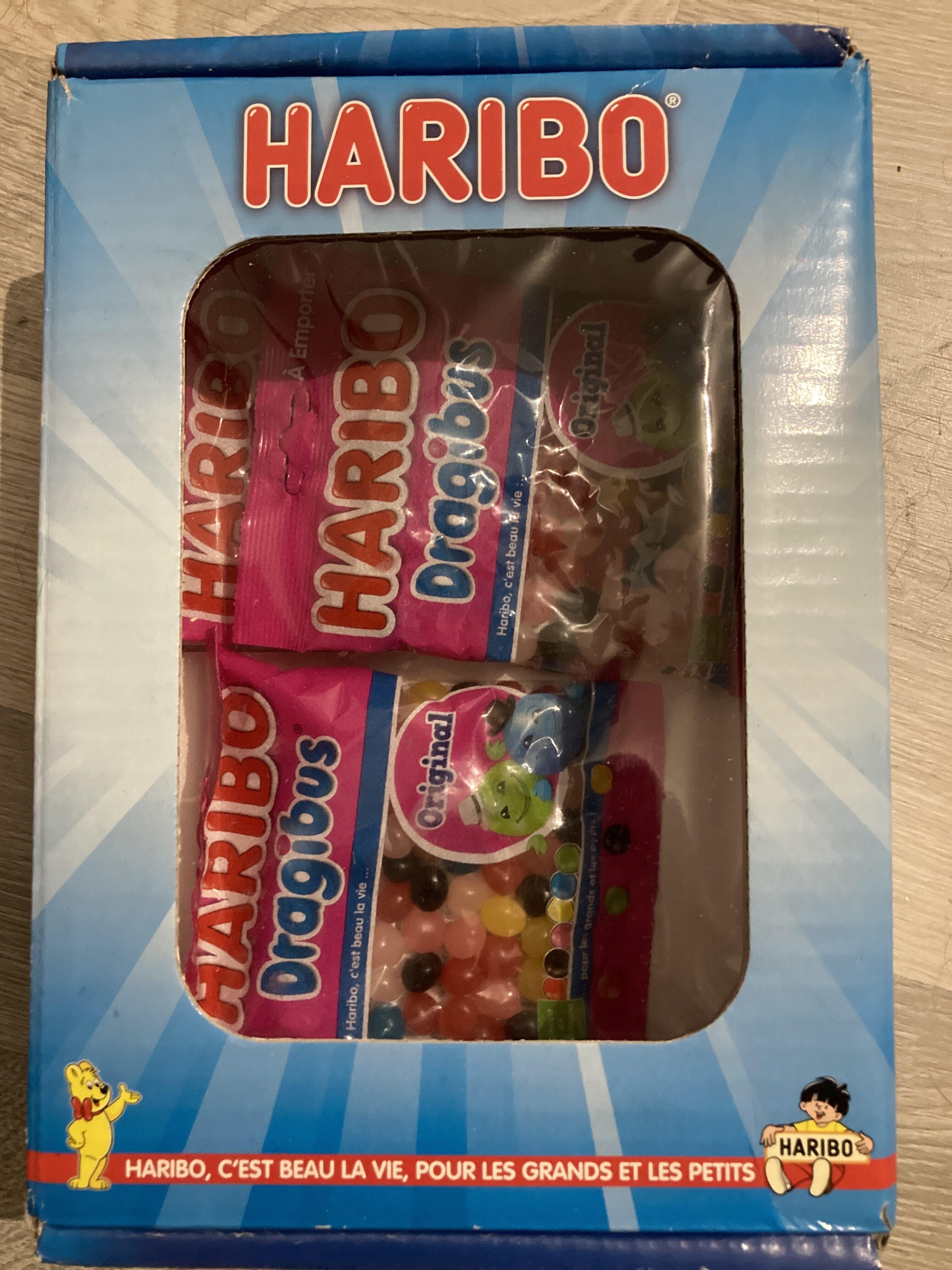 Haribo Dragibus - Produit - fr