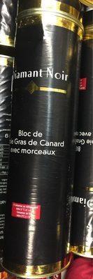Bloc de Foie Gras de Canard avec Morceaux - Product - fr