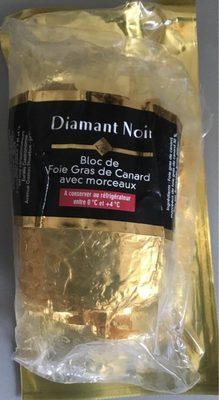 Bloc foie gras de canard avec morceaux - Product - fr