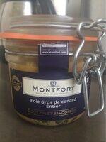 Foie gras de canard entier - Produit - fr