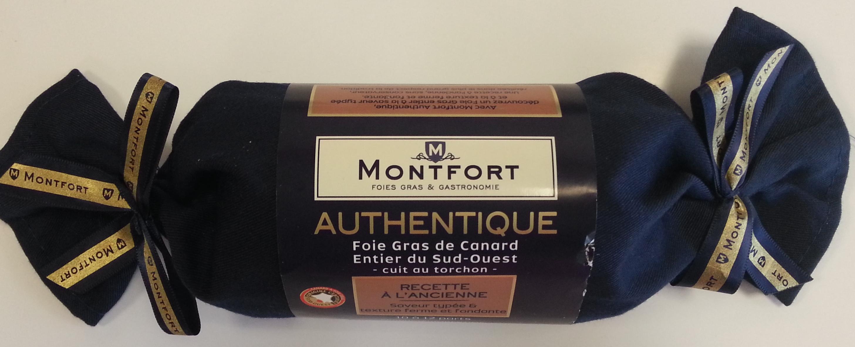 Authentique foie gras de Canard entier du Sud-Ouest - Produit