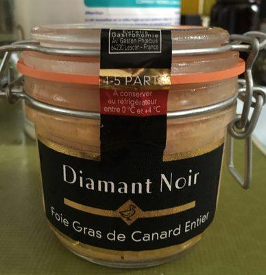 Foie Gras de Canard Entier - Ingrediënten - es