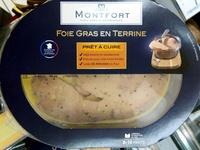 Foie gras en terrine prêt à cuire - Product