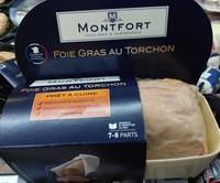 Foie gras au torchon prêt à cuire - Product - fr