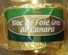 Bloc de foie gras de canard - Produkt