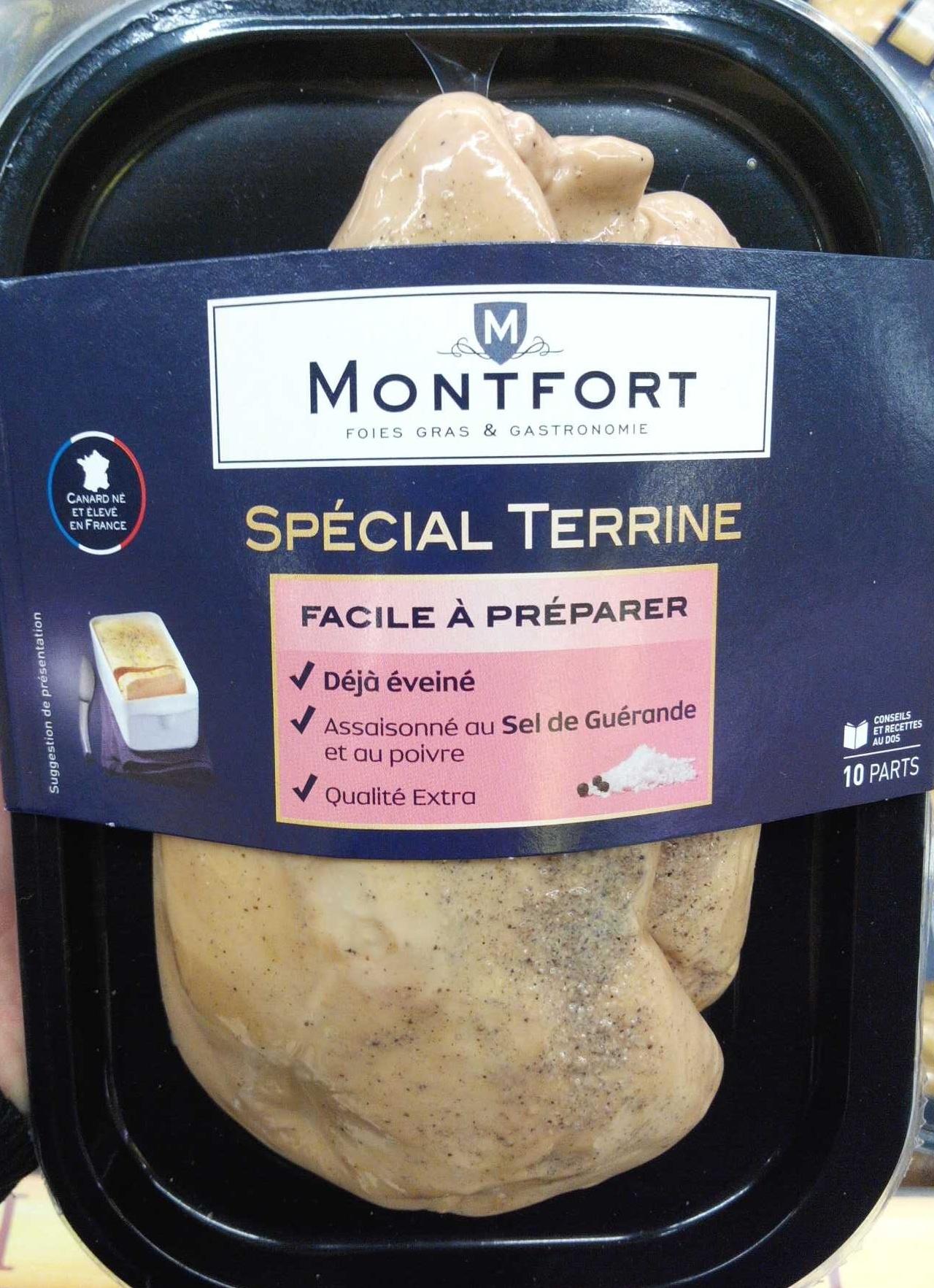 Foie gras spécial terrine facile à préparer - Product - fr