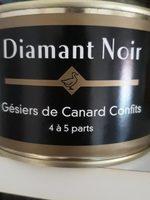 Gesier de canard - Product - fr