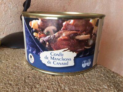 Confit De Manchons De Canard - Produkt - fr