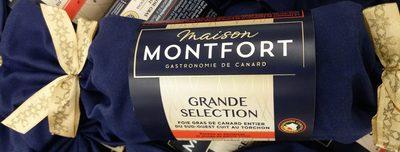 Foie gras de canard entier Grande Sélection Sauternes - Product