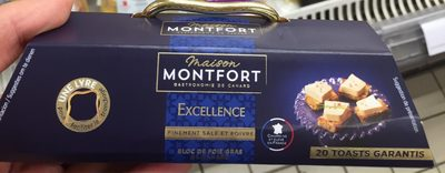 Foie gras de canard - Product - fr