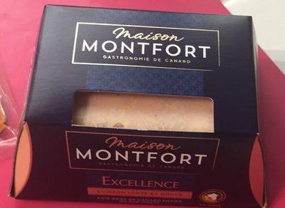 Foie gras de canard entier du Sud Ouest Excellence - Product