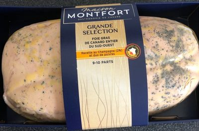 Foie gras de canard entier du Sud-Ouest - Product